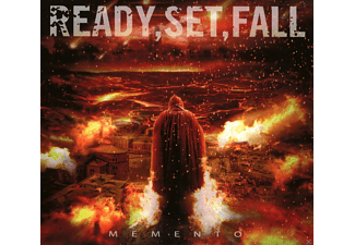 Ready,Set,Fall - Memento [CD]