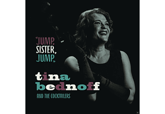 Tina Bednoff And The Cocktailers - Jump,Sister,Jump [CD]