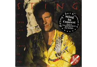 Sting - The Soul Cages (LP) - (Vinyl)