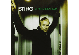 Sting -  Brand New Day [Βινύλιο]