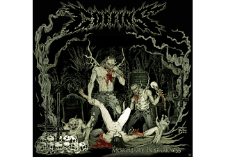 Coffins - Mortuary In Darkness [CD]