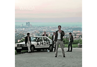 Wanda - Amore (Lp+Mp3) - (LP + Download)