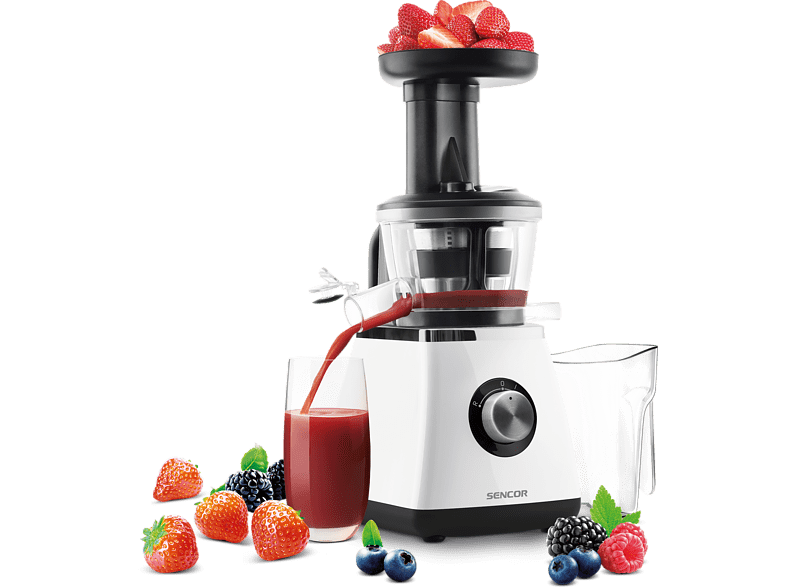 SENCOR SSJ 4043WH είδη σπιτιού   μικροσυσκευές υγιεινή διατροφή αποχυμωτές μικροσυσκευές   φροντίδ
