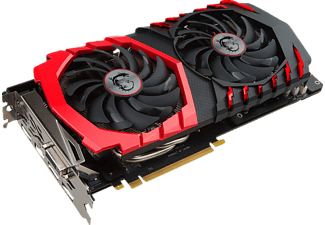 MSI GeForce GTX 1060 Gaming X 6GB (V328-001R)(NVIDIA,  Grafikkarte)
