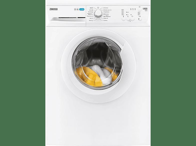 ZANUSSI ZWF81240W οικιακές συσκευές πλυντήρια ρούχων πλυντήρια εμπρόσθιας φόρτωσης οικιακές συσκευ
