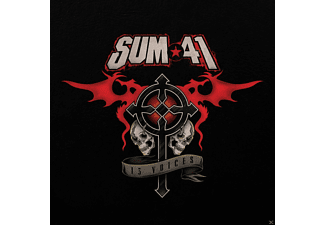 Sum 41 - 13 Voices - (CD)