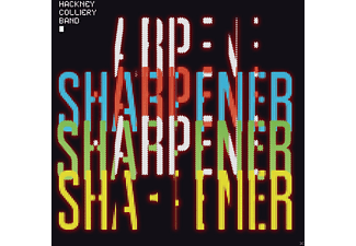 Hackney Colliery Band - Sharpener [CD]