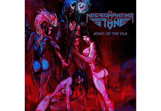 Necromancing The Stone - Jewel of the Vile [CD]