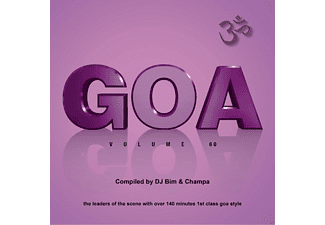 VARIOUS - Goa Vol.60 [CD]