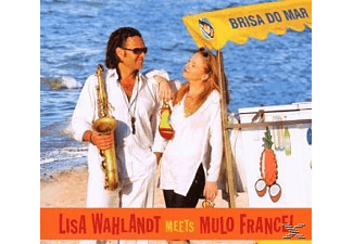 Lisa Wahlandt, Wahlandt, Lisa / Francel, Mulo - Brisa Do Mar [CD]