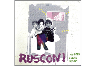 Rusconi - History Sugar Dream - (CD)