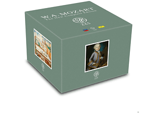 VARIOUS - Mozart 225-The New Complete Edition (Ltd.Edt.) - (CD)