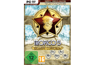 Tropico 5 Complete Collection - PC