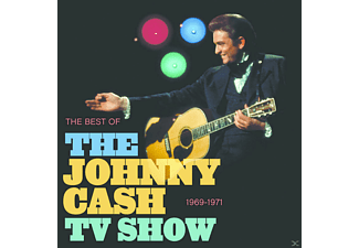 Johnny Cash, VARIOUS - THE BEST OF THE JOHNNY CASH TV SHOW - (Vinyl)