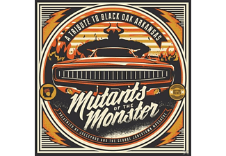 VARIOUS - Mutants Of The Monster: A Tribute To Black Oak Ark [CD]