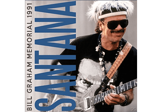 Carlos Santana - Bill Graham Memorial 1991 [CD]