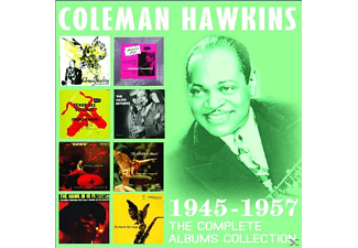 Coleman Hawkins - The Complete Albums Collection: 1945-1957 [CD]