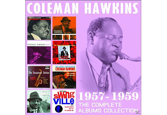 Coleman Hawkins - The Complete Albums Collection: 1957-1959 [CD]