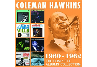 Coleman Hawkins - The Complete Albums Collection: 1960-1962 [CD]