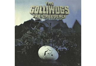 Golliwogs - Pre-Creedence [CD]