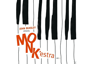 John Beasley - Presents Monk?Estra,Vol.1 [CD]