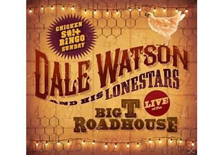 Dale & His Lonestars Watson - Live At The Big T Roadhouse [CD]