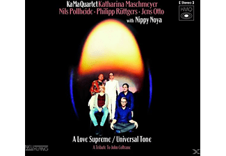 Ka Ma Quartet - A Love Supreme/Universal Tone [CD]