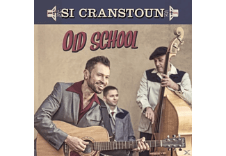 Si Cranstoun - Old School [CD]