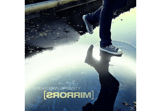 Breakdown Of Sanity - Mirrors - (CD)