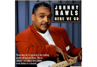 Johnny Rawls - Here We Go [CD]