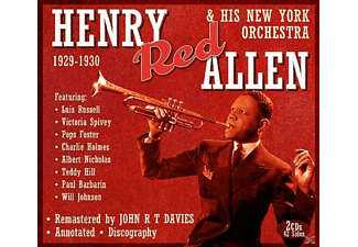 "Henry ""red"" & His New York Orchestra Allen - Henry Red Allen & Orchestra [CD]"