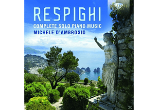 Michele D'ambrosio - Complete Solo Piano Music [CD]
