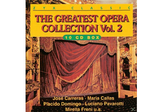 VARIOUS - Greatest Opera Collect.Vol.2 [CD]