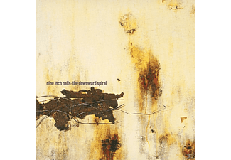 Nine Inch Nails - THE DOWNWARD SPIRAL - (CD)