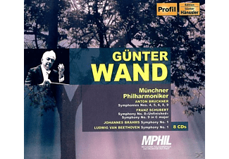 Guenter & Mp Wand - The Munich Recordings - (CD)