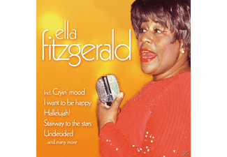Ella Fitzgerald - Just A Simple Melody - (CD)