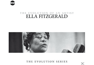 Ella Fitzgerald - Ella Fitzgerald-The Evolution Of An Artist [CD]