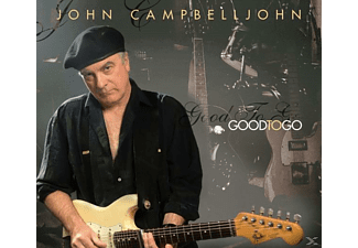 John Campbelljohn - Good To Go - (CD)