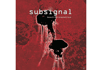 Subsignal - Beautiful & Monstrous - (CD)