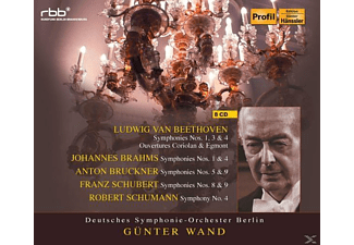 GÜNTER & DT.SO BERLIN Wand - The Dso Recordings - (CD)