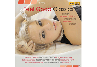 VARIOUS - Feel Good Classics - (CD)