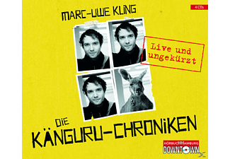 Die Känguru-Chroniken - (CD)