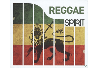 VARIOUS - Spirit Of Reggae (New Version) - (CD)