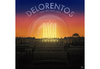 Delorentos - Night Becomes Light - (Vinyl)