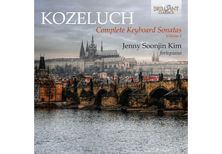 Jenny Soonjin Kim - Complete Keyboard Sonatas Vol.2 [CD]
