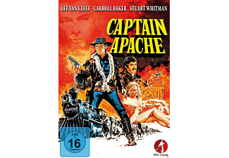 Captain Apache - (DVD)