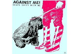 Against Me! - Shape Shift with Me (CD)