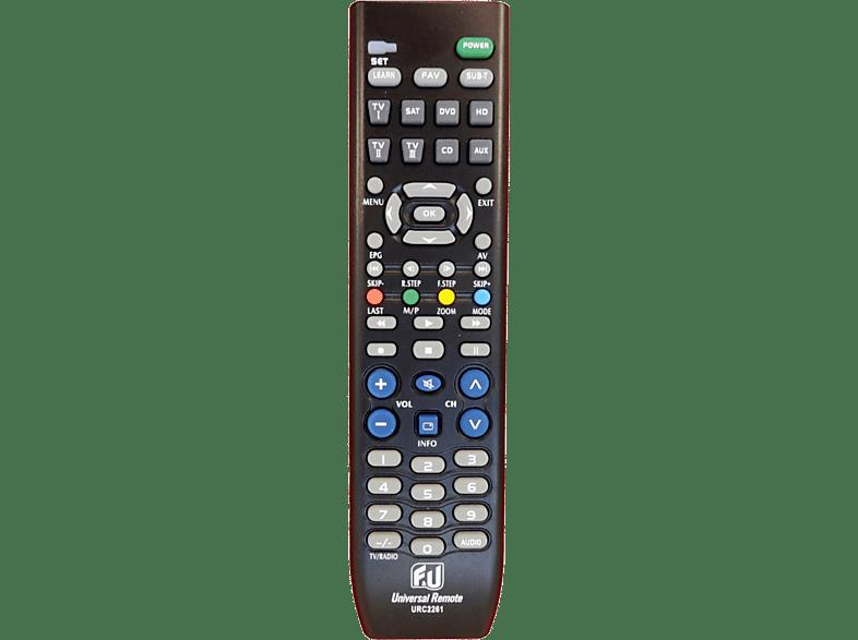 F&U Τηλεχειριστήριο URC2261 εικόνα   ήχος   offline αξεσουάρ εικόνας   ήχου τηλεχειριστήρια τηλεόραση   ψυχα