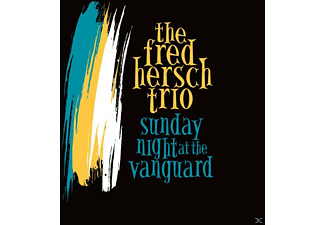 Fred Trio Hersch - Sunday Night At The Vanguard - (CD)