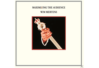 Wim Mertens - Maximizing The Audience - (Vinyl)